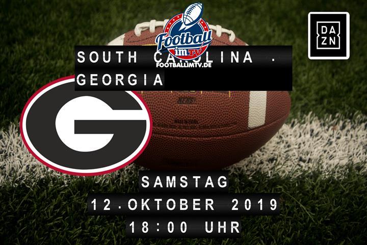 South Carolina @ Georgia