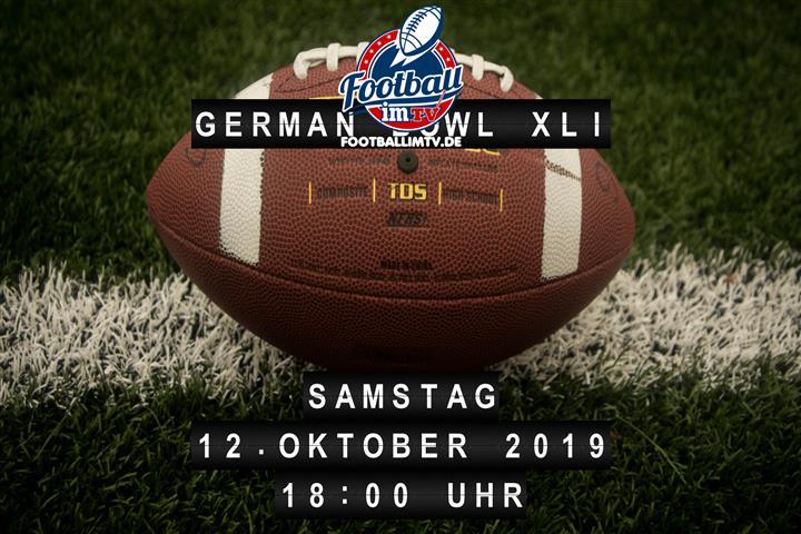 German Bowl XLI