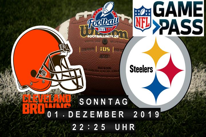 Cleveland Browns @ Pittsburgh Steelers