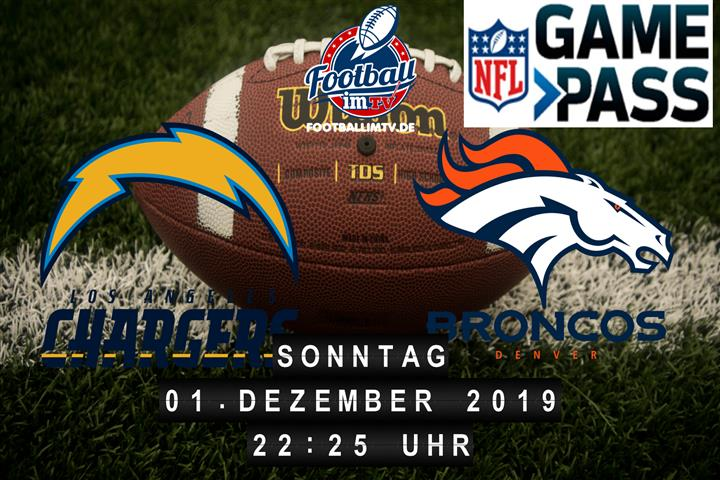 Los Angeles Chargers @ Denver Broncos