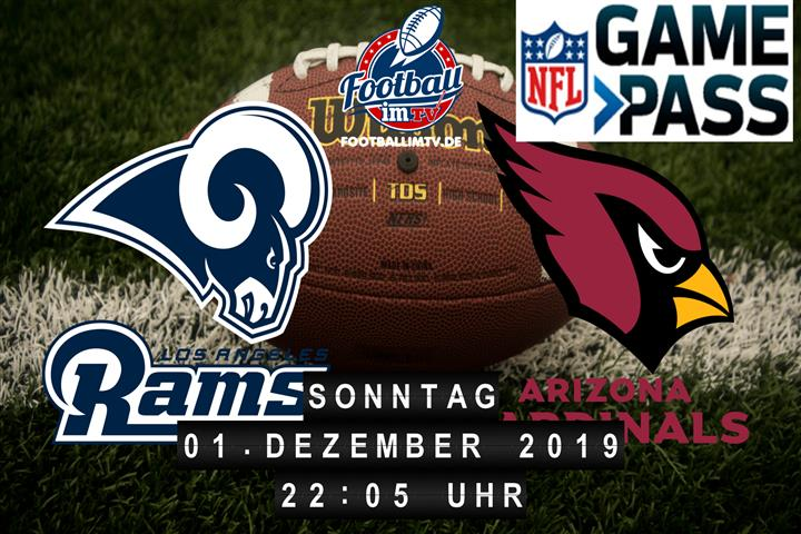 Los Angeles Rams @ Arizona Cardinals