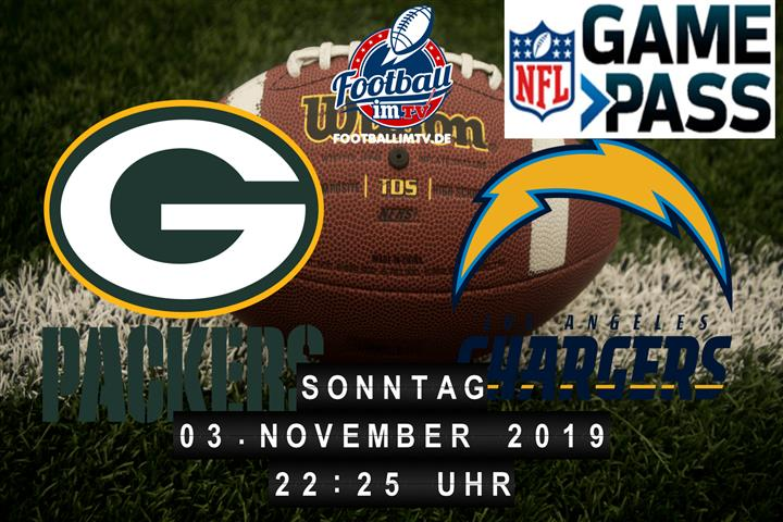 Green Bay Packers @ Los Angeles Chargers