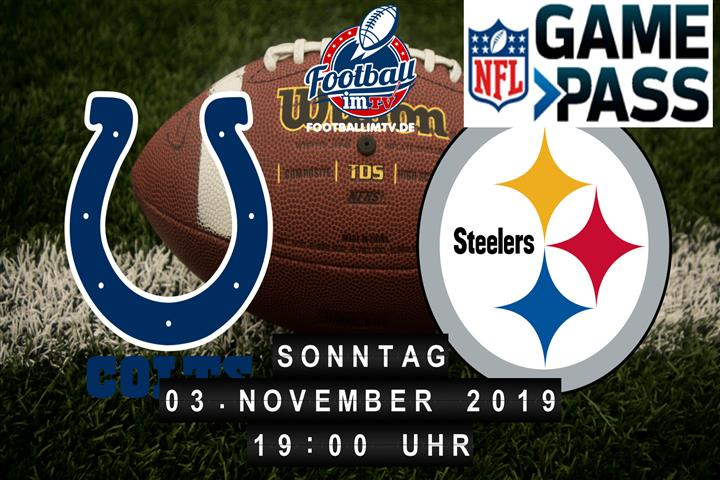 Indianapolis Colts @ Pittsburgh Steelers
