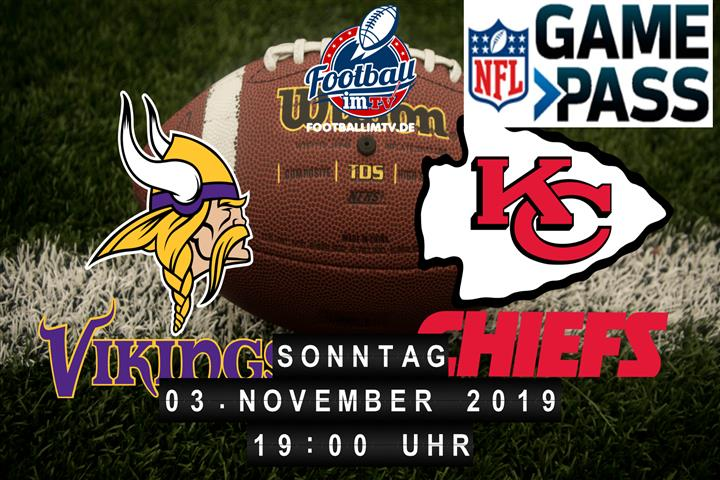 Minnesota Vikings @ Kansas City Chiefs
