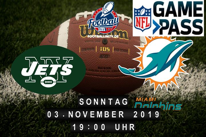 New York Jets @ Miami Dolphins