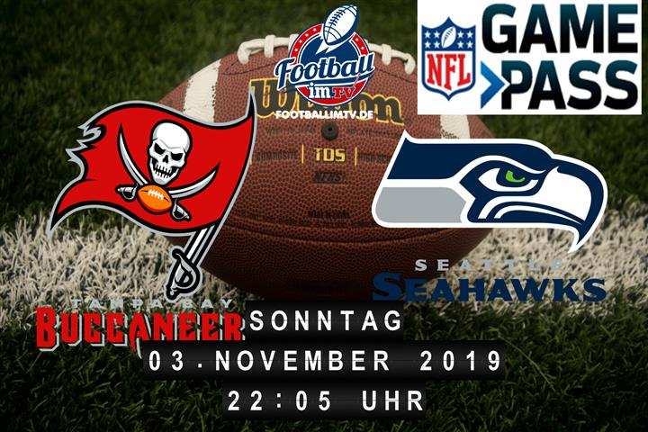 Tampa Bay Buccaneers @ Seattle Seahawks