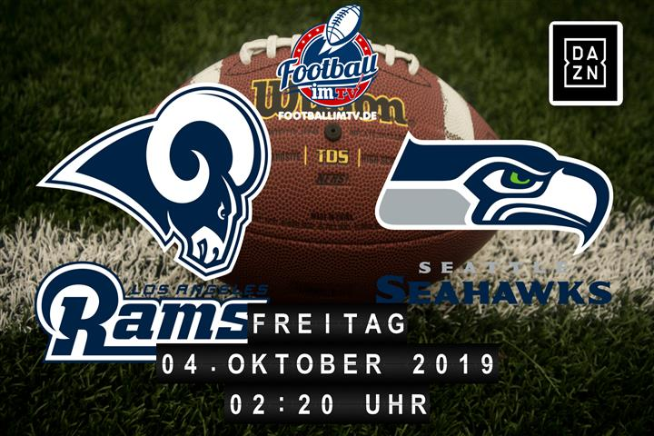 Los Angeles Rams @ Seattle Seahawks