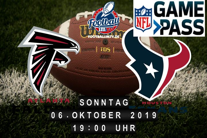 Atlanta Falcons @ Houston Texans