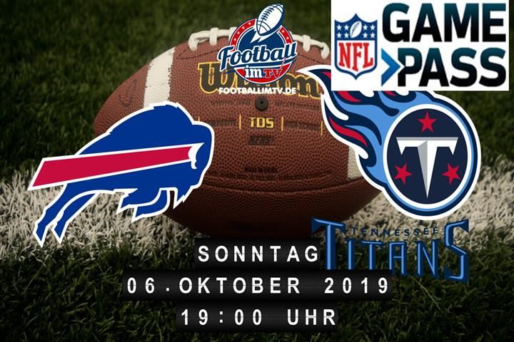 Buffalo Bills @ Tennessee Titans