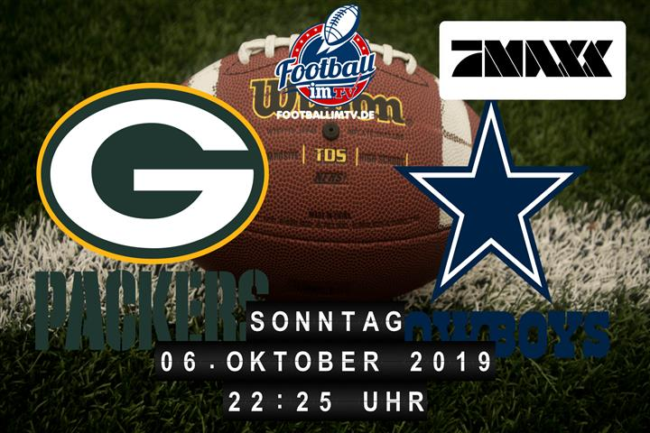 Green Bay Packers @ Dallas Cowboys