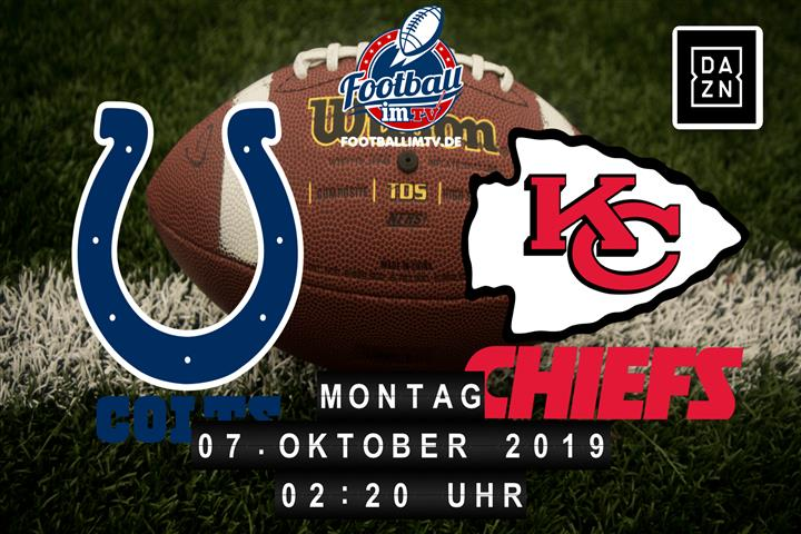 Indianapolis Colts @ Kansas City Chiefs
