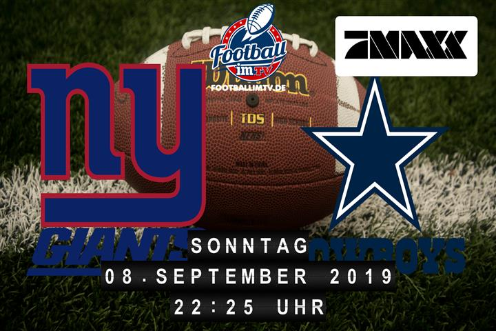 New York Giants @ Dallas Cowboys