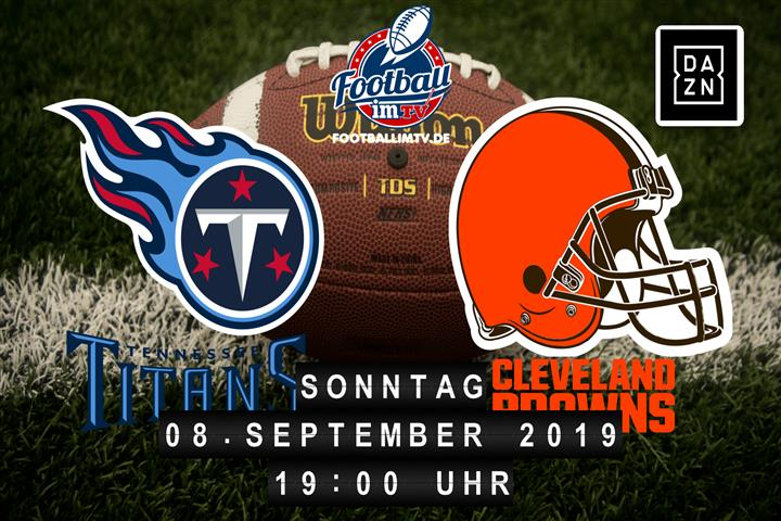 Tennessee Titans @ Cleveland Browns