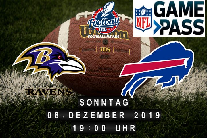 Baltimore Ravens @ Buffalo Bills