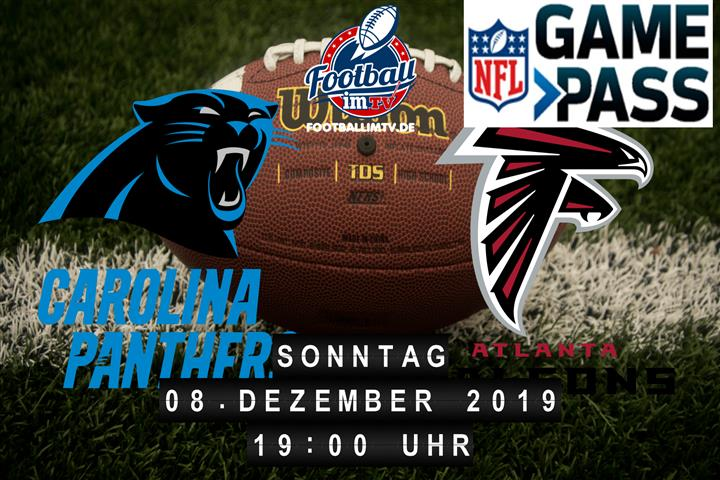 Carolina Panthers @ Atlanta Falcons