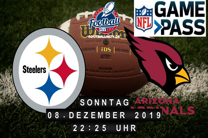 Pittsburgh Steelers @ Arizona Cardinals