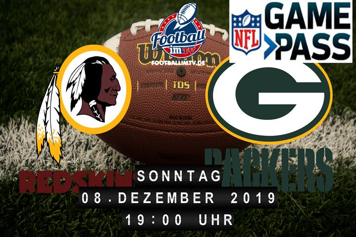 Washington Redskins @ Green Bay Packers