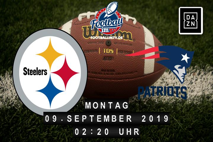 Pittsburgh Steelers @ New England Patriots