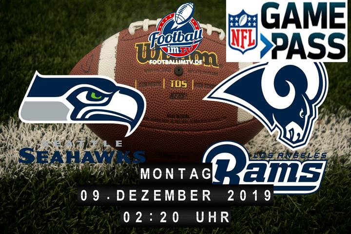 Seattle Seahawks @ Los Angeles Rams