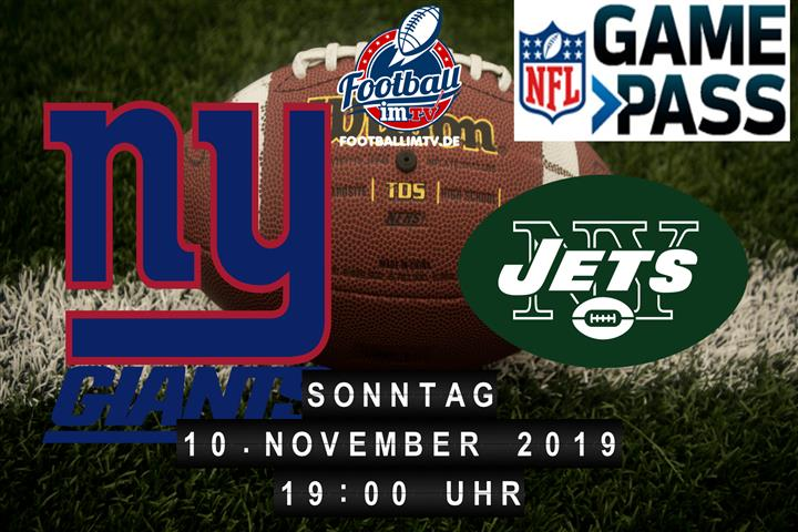 New York Giants @ New York Jets
