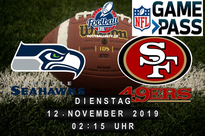 Seattle Seahawks @ San Francisco 49ers