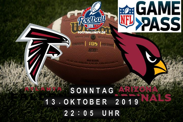 Atlanta Falcons @ Arizona Cardinals
