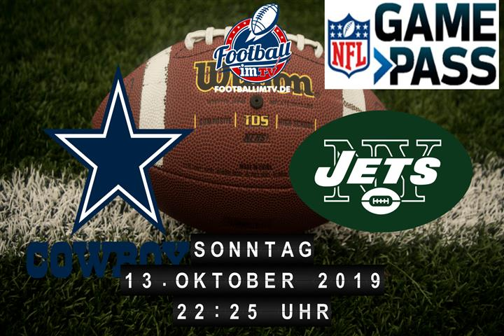 Dallas Cowboys @ New York Jets