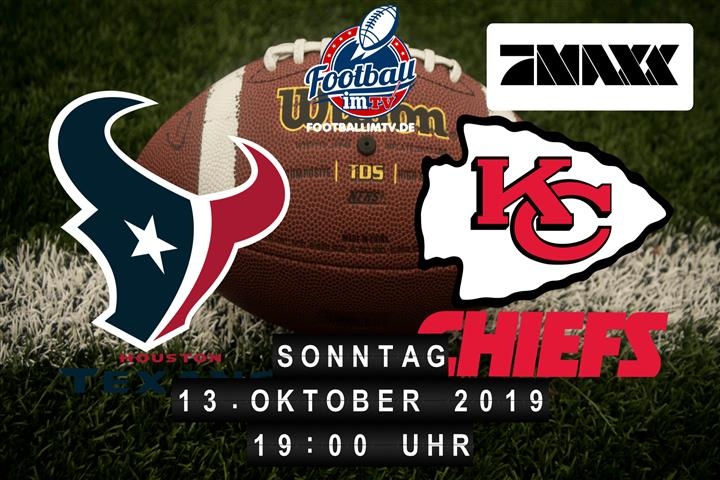 Houston Texans @ Kansas City Chiefs