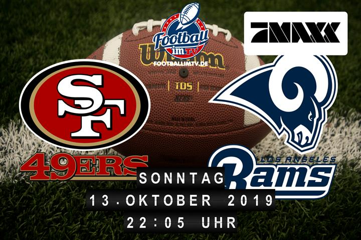 San Francisco 49ers @ Los Angeles Rams