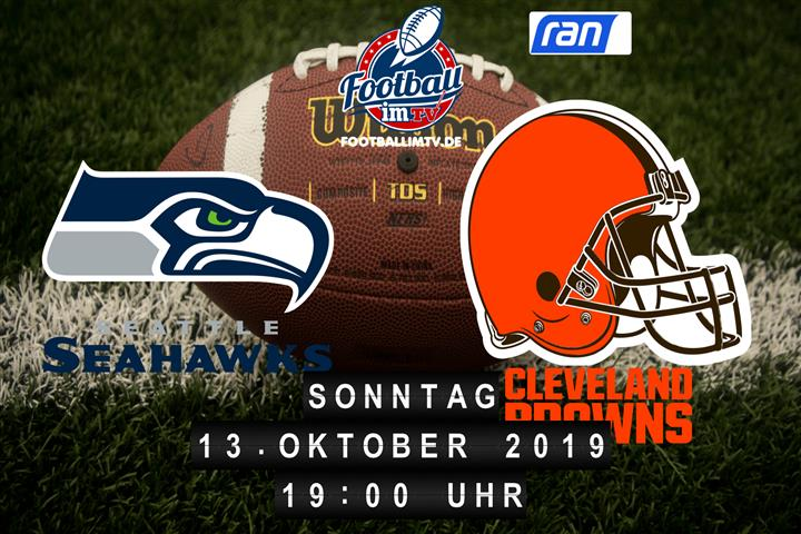 Seattle Seahawks @ Cleveland Browns