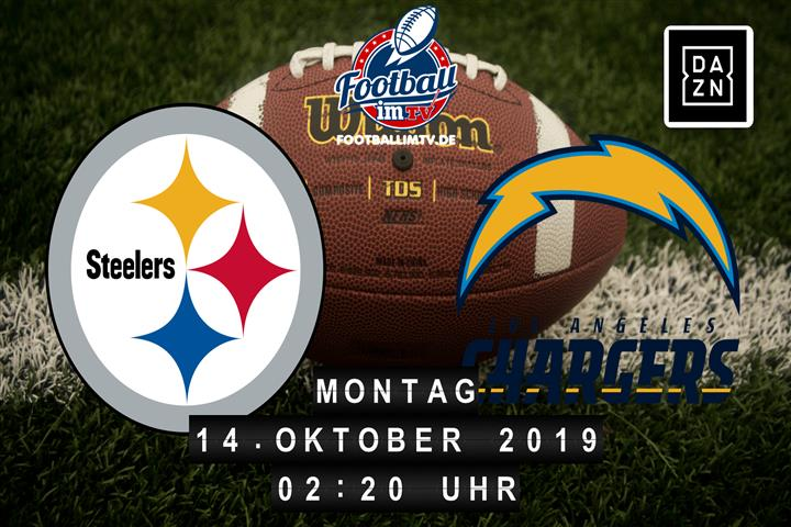 Pittsburgh Steelers @ Los Angeles Chargers