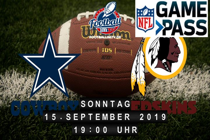 Dallas Cowboys @ Washington Redskins
