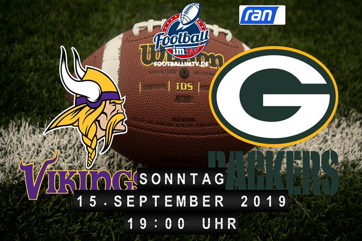 Minnesota Vikings @ Green Bay Packers