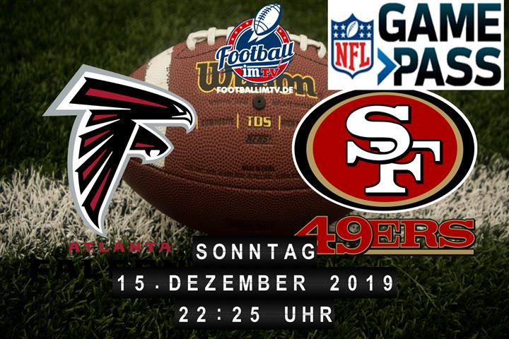 Atlanta Falcons @ San Francisco 49ers