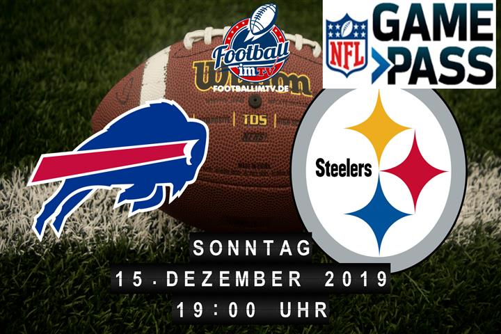 Buffalo Bills @ Pittsburgh Steelers