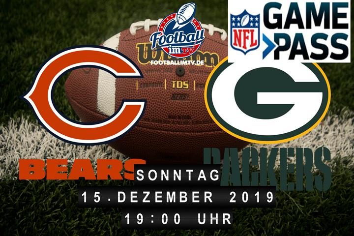 Chicago Bears @ Green Bay Packers