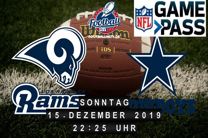 Los Angeles Rams @ Dallas Cowboys