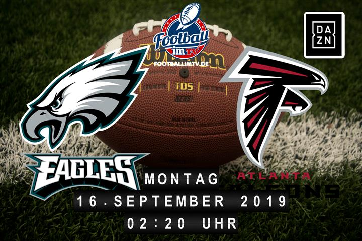 Philadelphia Eagles @ Atlanta Falcons