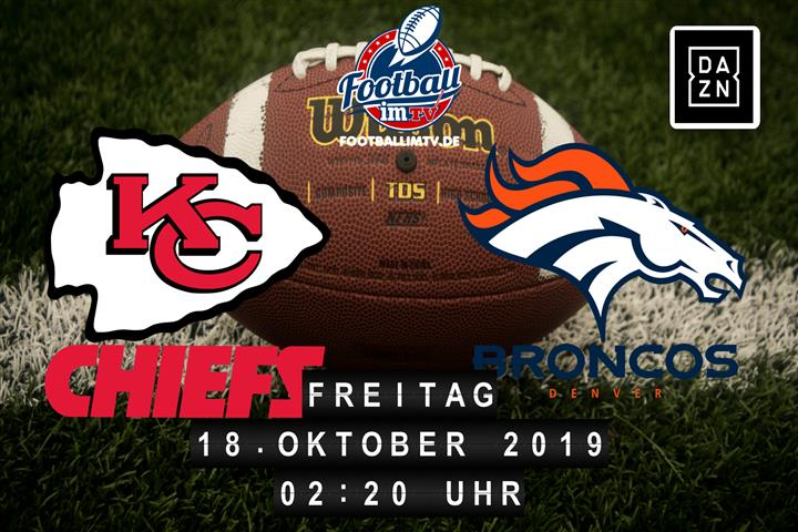 Kansas City Chiefs @ Denver Broncos