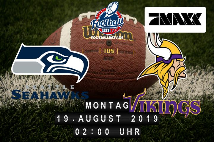 Seattle Seahawks @ Minnesota Vikings