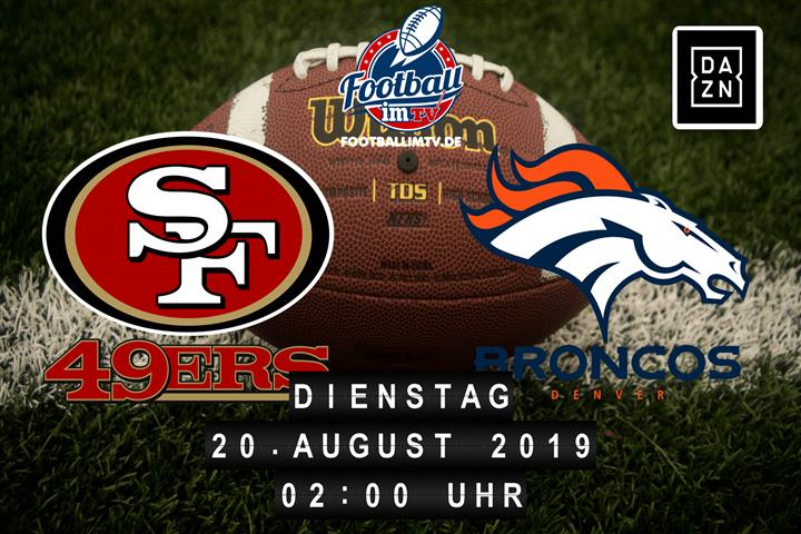 San Francisco 49ers @ Denver Broncos