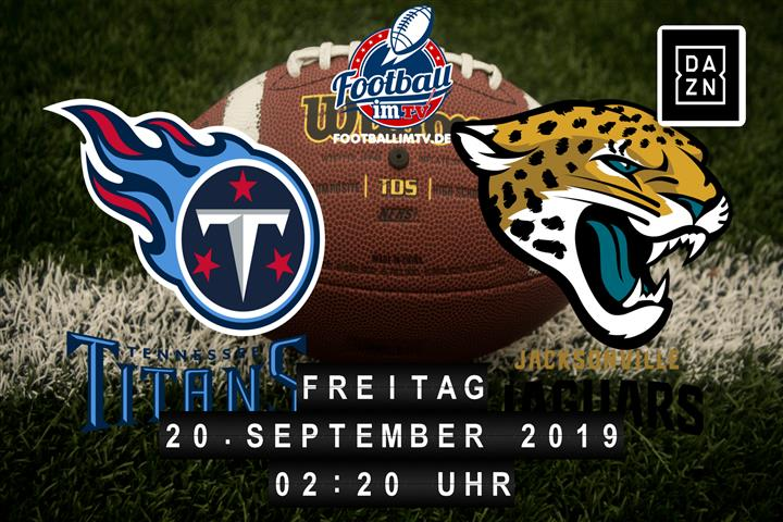 Tennessee Titans @ Jacksonville Jaguars