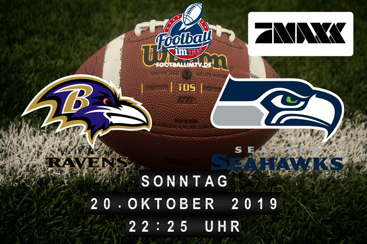 Baltimore Ravens @ Seattle Seahawks