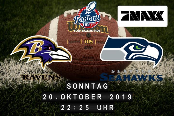 Baltimore Ravens @ Seattle Seahawks