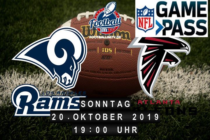 Los Angeles Rams @ Atlanta Falcons