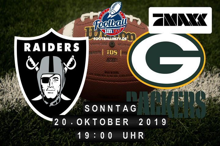 Oakland Raiders @ Green Bay Packers