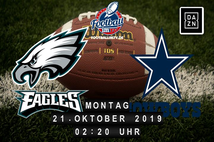 Philadelphia Eagles @ Dallas Cowboys