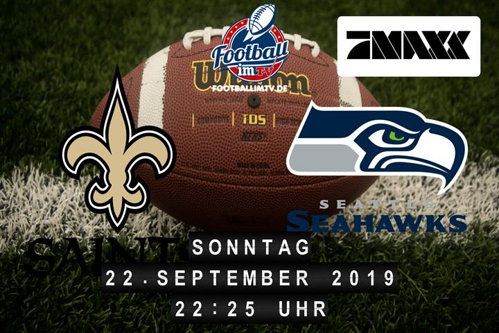 New Orleans Saints @ Seattle Seahawks