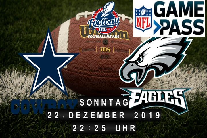 Dallas Cowboys @ Philadelphia Eagles