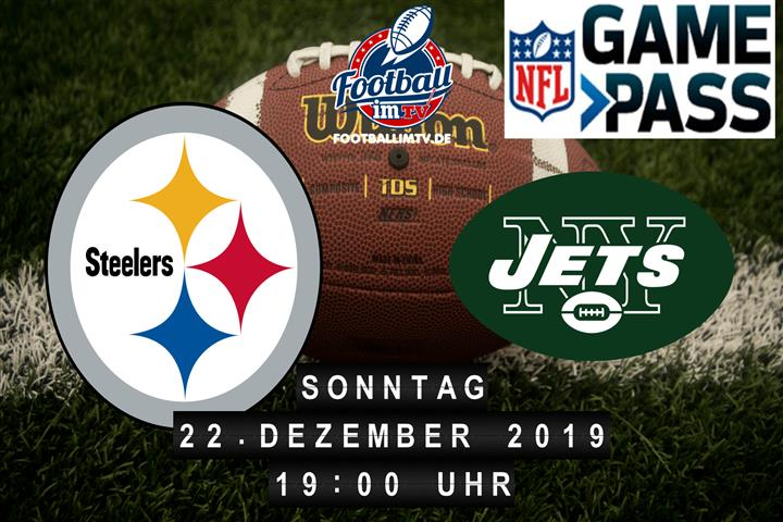 Pittsburgh Steelers @ New York Jets
